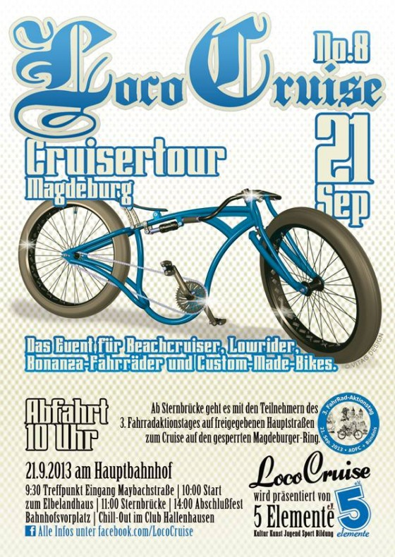 Loco Cruise Flyer